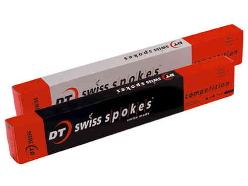DT Swiss Competition J-Bent Spoke 2.0/1.8/2.0 double butted