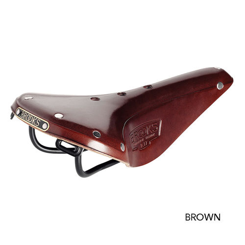 Brooks B17 Narrow Saddle Brown