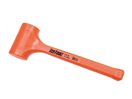 Ice Toolz 17N1 Rubber Hammer 2.5lbs