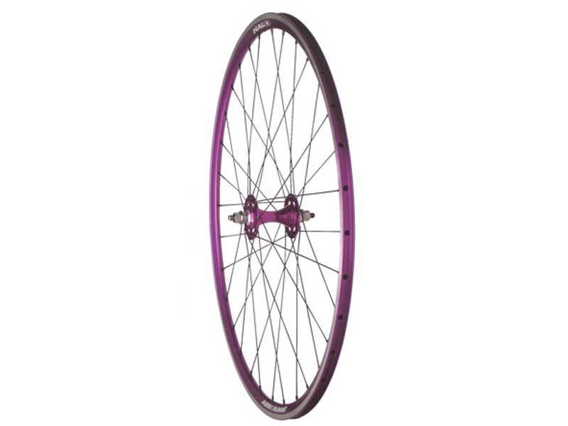 Halo Aerorage Track Wheel Set Purple