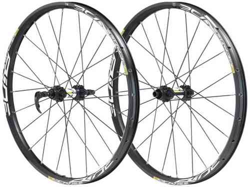 "Mavic CrossRide 26"" IS-6 15mm/QR Wheelset"