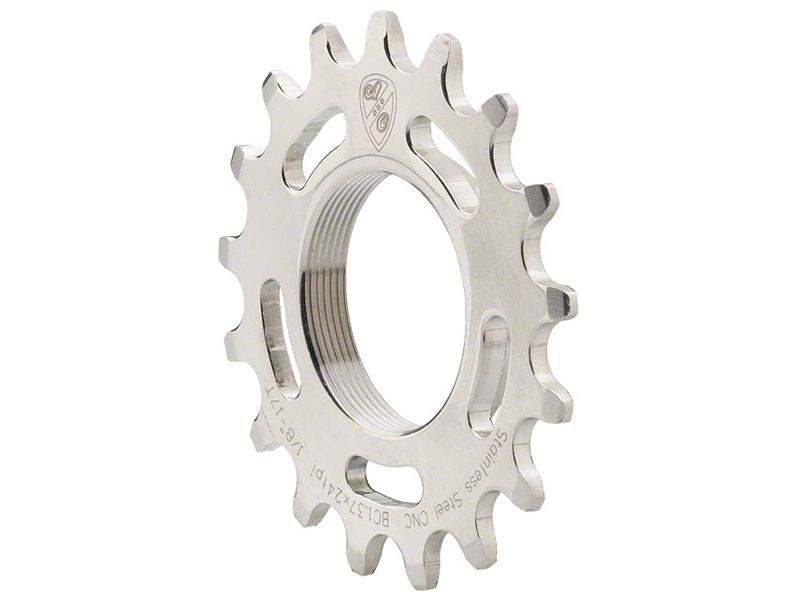 All-City Stainless Steel Track Cog Threaded