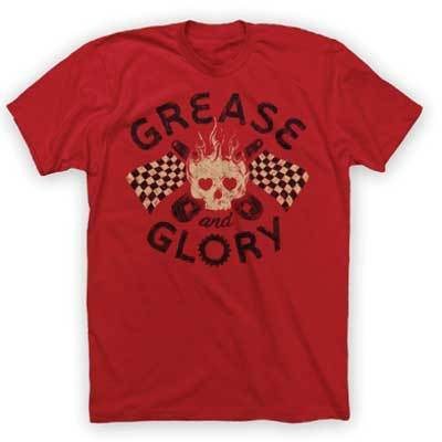 Twin Six Greaser Tee Shirt