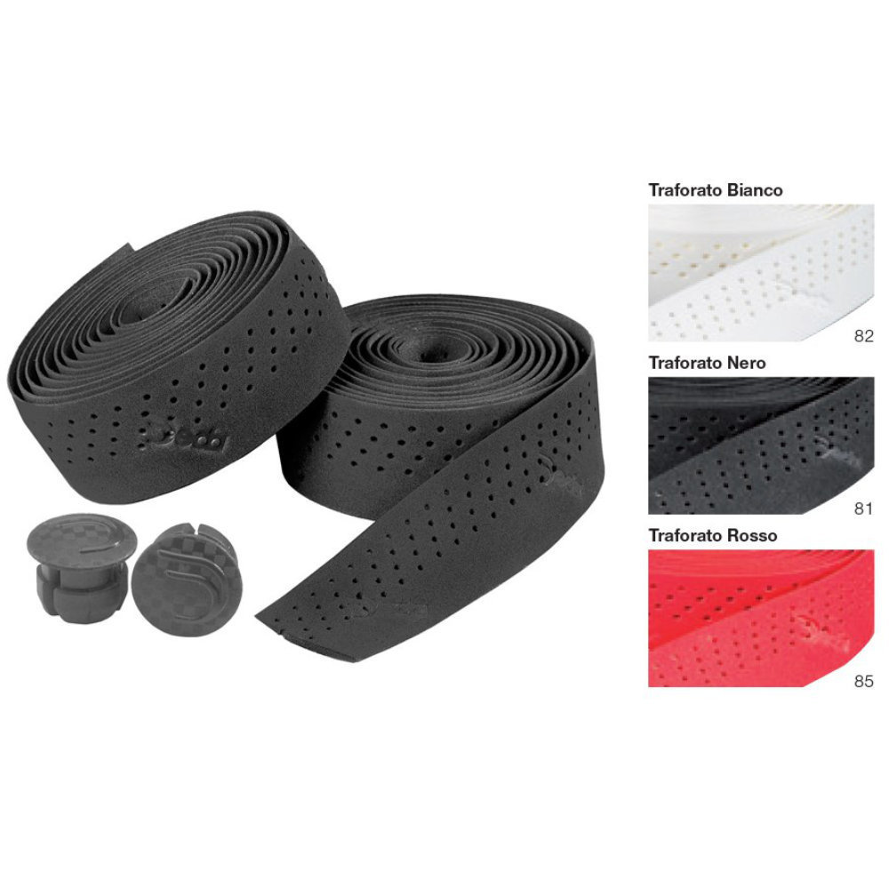 Deda Elementi Logo Perforated Handlebar Tape