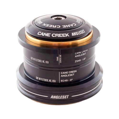 Cane Creek AngleSet Headset +/-1.0° Kit