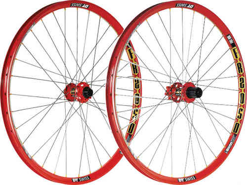 "DT Swiss FR2050 26"" Wheelset 110/150mm"