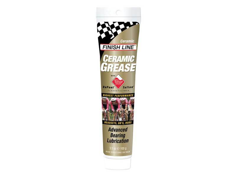 Finish Line Ceramic Grease 60 grams Tube
