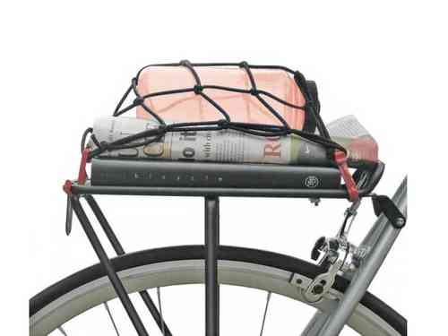 Delta Cargo Net for Bike Racks