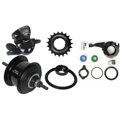 Shimano Alfine 8sp Internal Gear Hub Centerlock Set