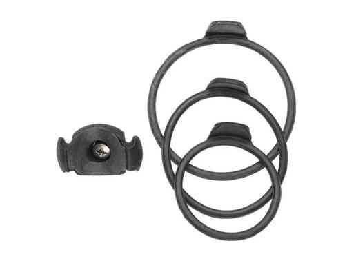 NiteRider MiNewt / Mini / Sol Handlebar Mount with O-Rings