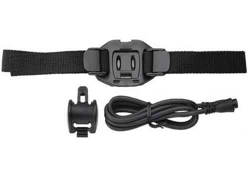 NiteRider MiNewt / Sol Helmet Mount Kit with Ext. Cable