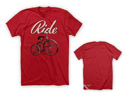 Twin Six Ride T Mens Tee Shirt