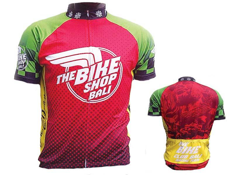 "Bike 3Sixty ""The Bike Shop Bali"" Jersey"