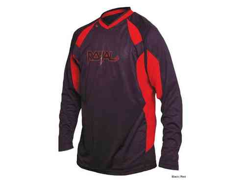 Royal Turbulence Long Sleeve Jersey Medium