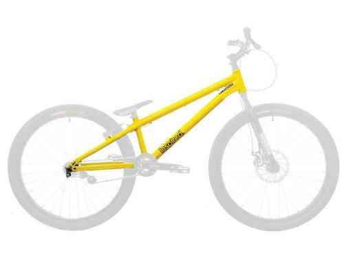 "Inspired Element 24"" Trial Frame Yellow"