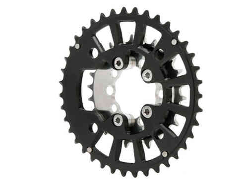 Surly Mr. Whirly Chainring Set 22/36T MWOD