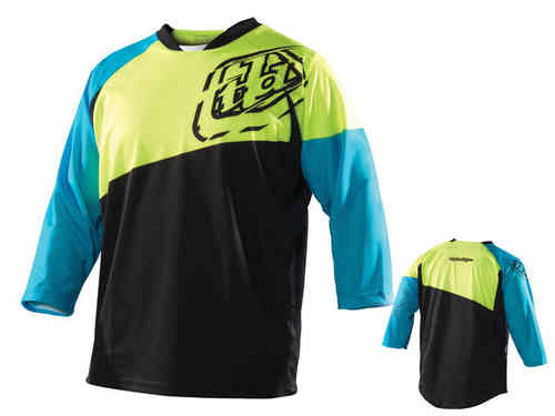 TLD Ruckus Jersey 3/4 Sleeve