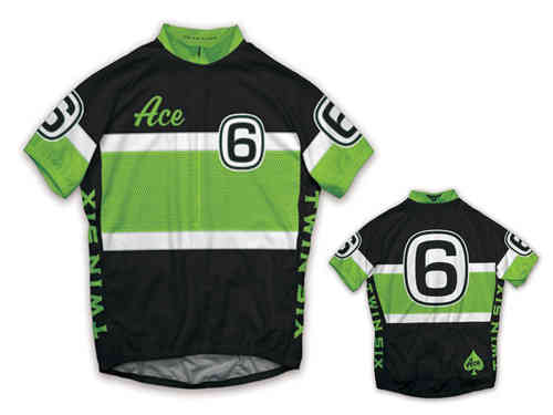 Twin Six Ace Cycling Jersey Large