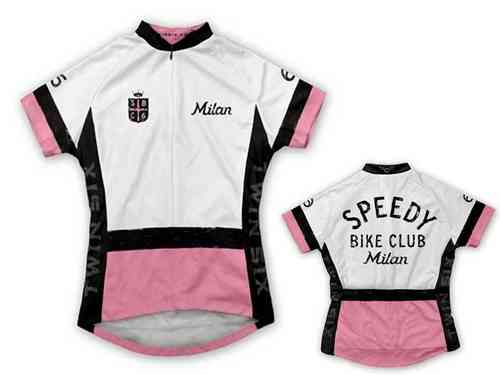 Twin Six Speedy Milan Women's Cycling Jersey