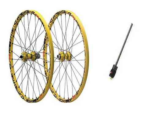 Mavic DeeMax Ultimate Replacement Spokes Rear Driveside