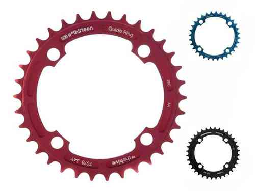 E Thirteen by The Hive DH Chainring 104BCD