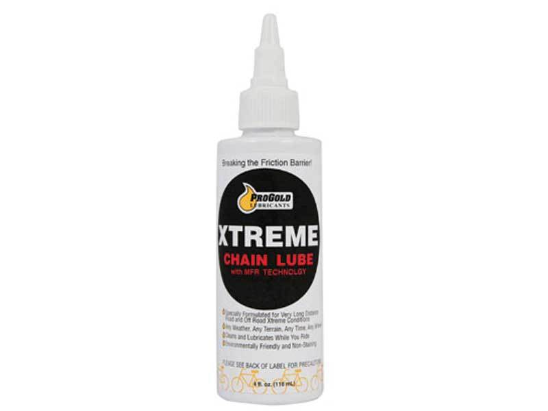 Pro Gold Extreme Chain Lube 120ml