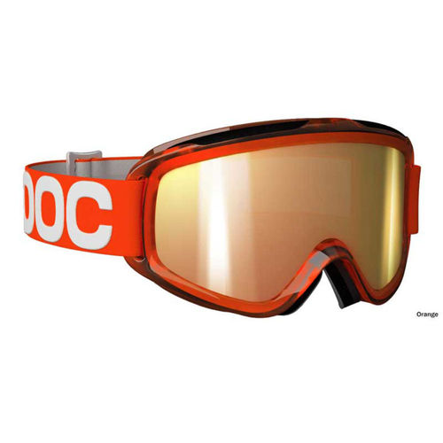 POC Iris Flow Goggles Orange