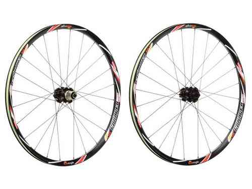"Sun Ringle Charger Expert 26"" AM Wheelset"