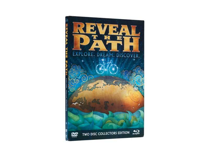 Salsa Reveal The Path DVD and Blu-Ray Combo Pack