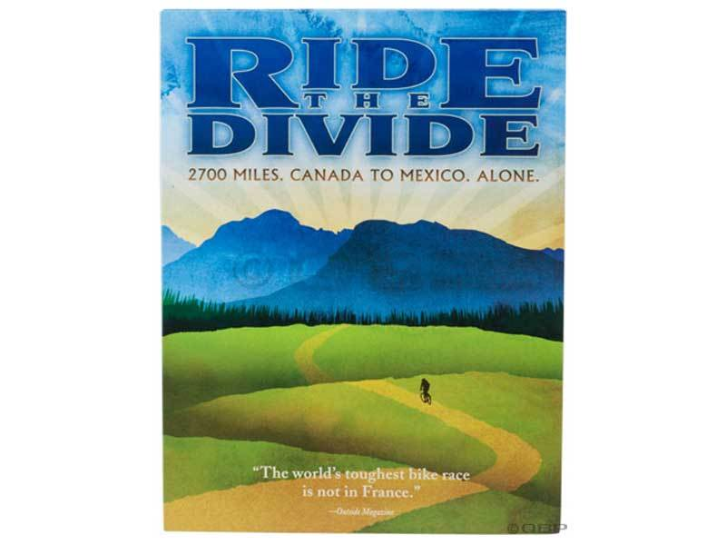 Salsa Ride The Divide DVD