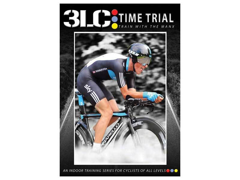 3 Legs Cycling Time Trial Training DVD