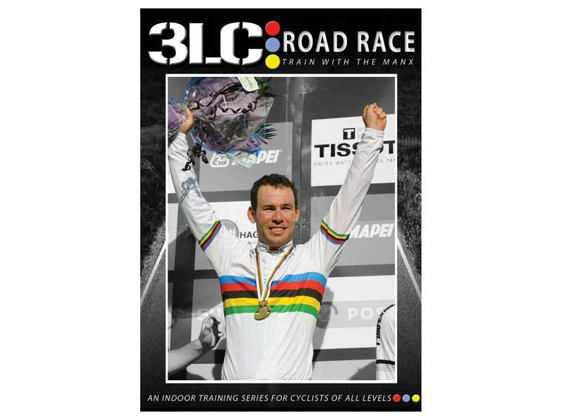 3 Legs Cycling Road Race Training DVD