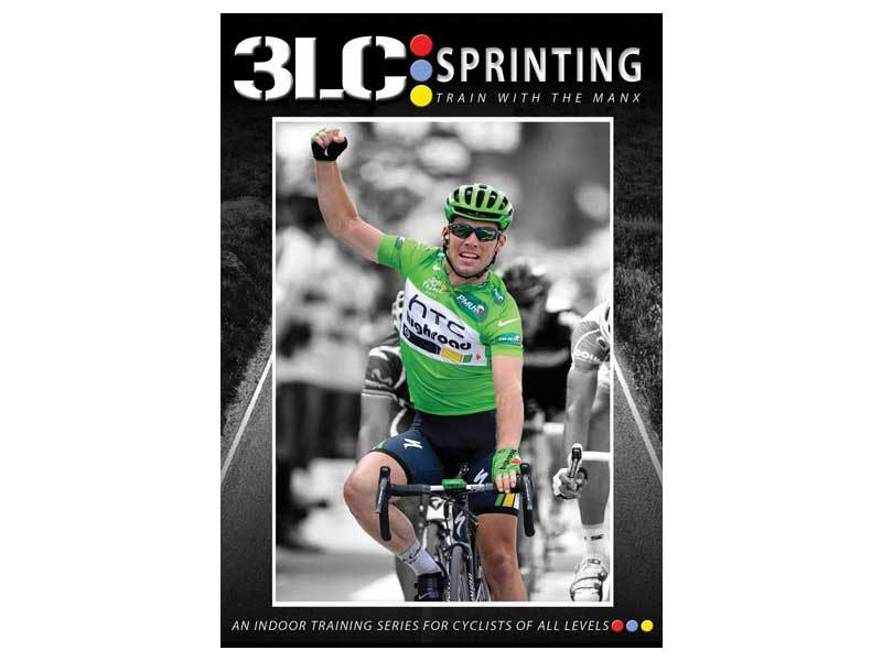 3 Legs Cycling Sprinting Training DVD