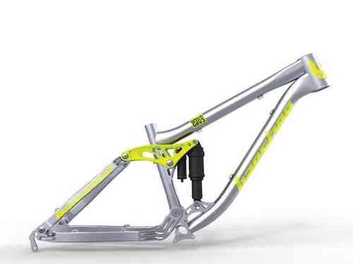 Banshee Wildcard Limited Edition Frame X-Fusion O2 Shock