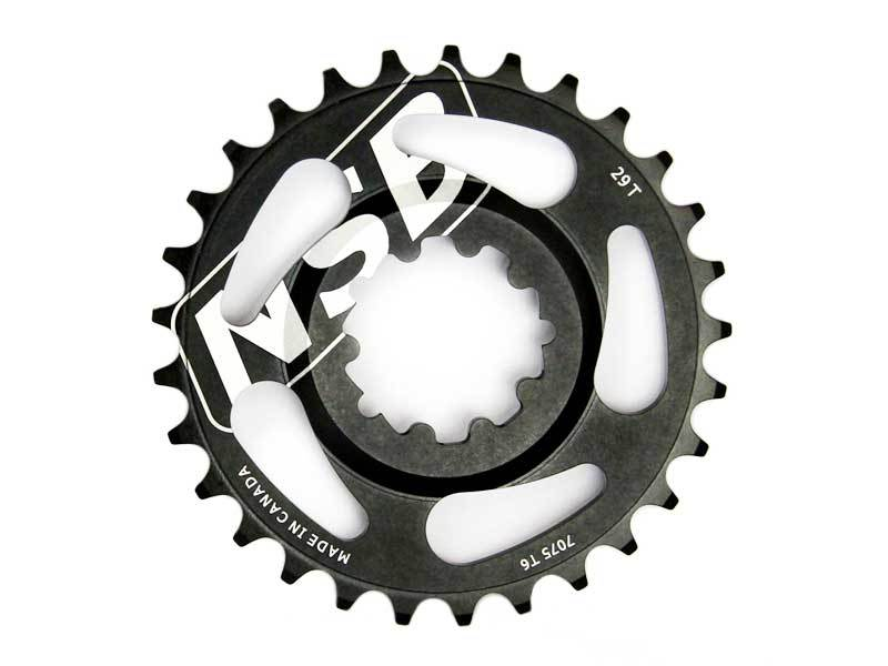 North Shore Billet 1x10-Speed Direct Mount Chainring GXP