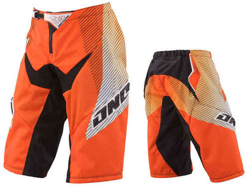 One Industries Reactor Apex Short Orange 36