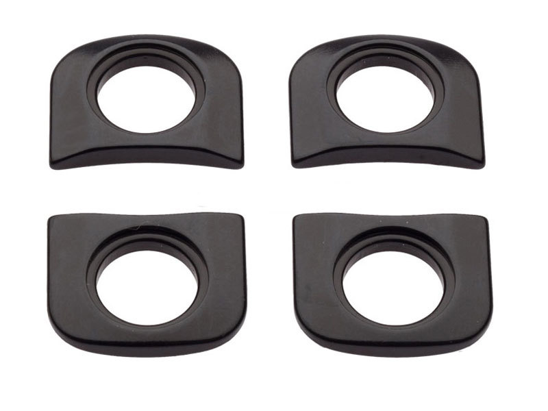 Race Face Crank Arm Outer Tab Spacers; set of 4