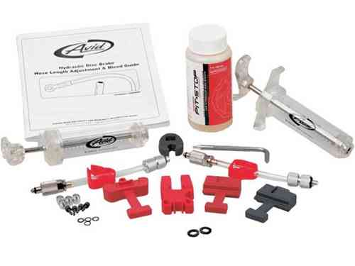 Avid Pro Bleed Kit with 5.1 DOT Brake Fluid