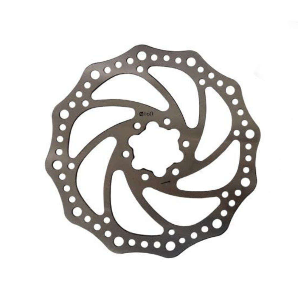 Tektro Disc Brake Rotor 6-Bolt 160mm