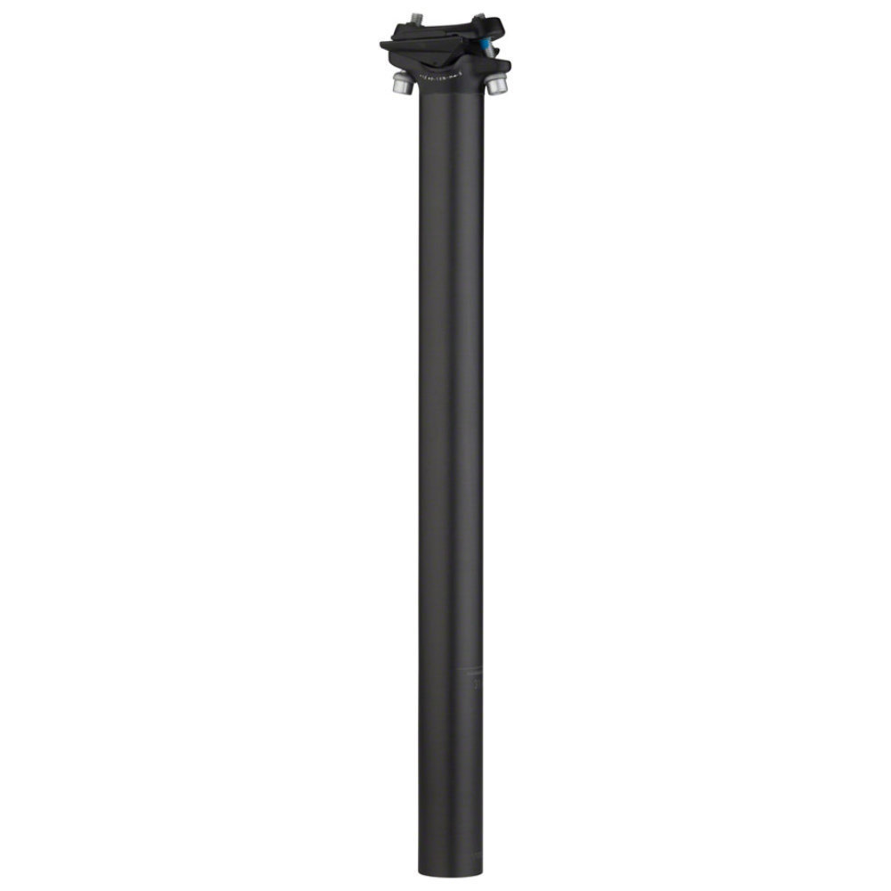 Salsa Guide Carbon Seatpost, 27.2 x 400mm Black