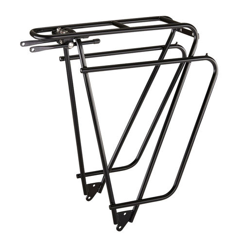"Tubus Logo 26""/700c Rear Rack Black - coming August 2020"