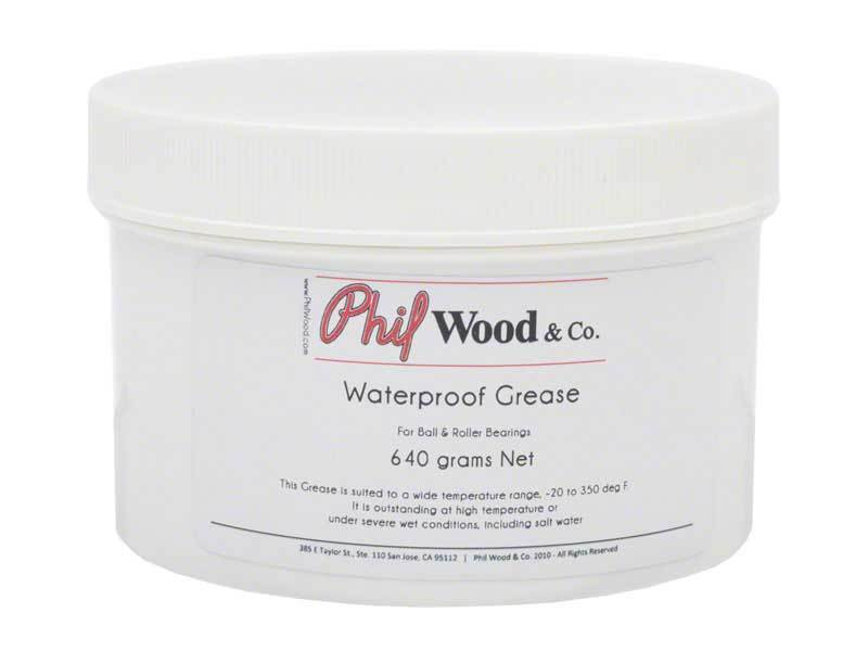 Phil Wood Waterproof Grease 640 grams Tub