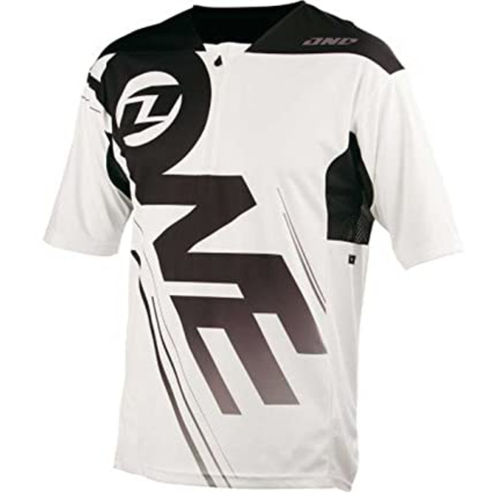 One Industries Ion 1/4 Zip MTB Jersey White M