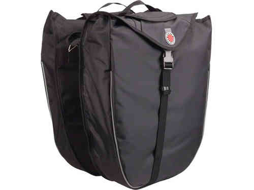 Banjo Brothers Saddlebag Panniers Black Pair