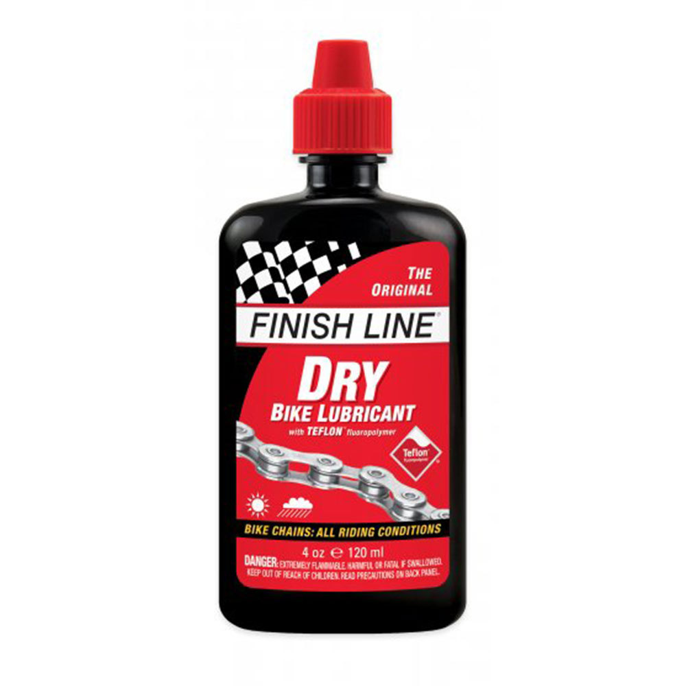 Finish Line Telfon Plus Dry Lube 120ml