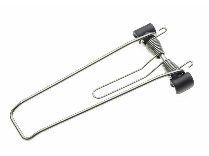 Spring Clamp Stainless Steel for Cargo Evo Racks