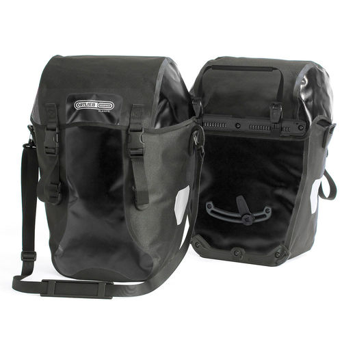 Ortlieb Bike-Packer Classic Touring Pannier QL2.1 System Black