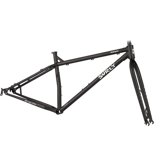 Surly Krampus MDS 29+ Frameset Flat Black