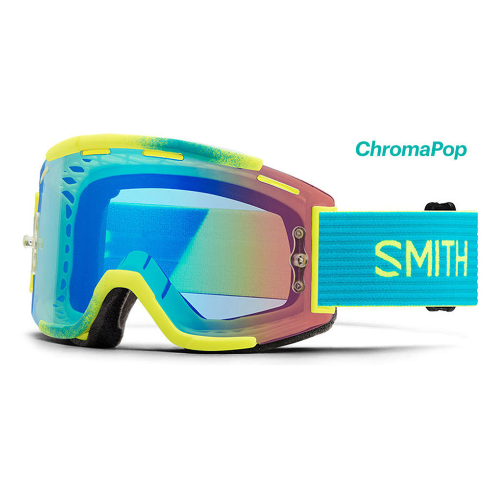 Smith Optics Squad MTB Goggles Split Acid