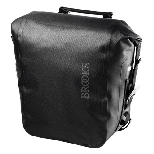 Brooks John O'Groats Front Pannier Black Pair